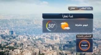 انخفاض قليل على درجات الحرارة الثلاثاء.. فيديو