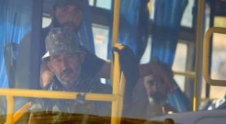 وصول مئات المسلحين وأسرهم إلى سورية بعد إجلائهم من عرسال