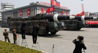 ماتيس: بامكاننا 'سريعا جدا' تحديد هدف الصواريخ الكورية الشمالية