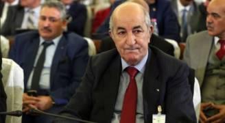 اقالة رئيس الوزراء الجزائري بعد ثلاثة اشهر من تعيينه
