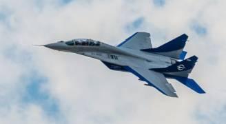 إسقاط طائرة ميغ عسكرية جنوبي سوريا