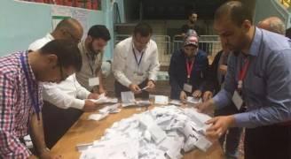 النتائج الأولية لانتخابات المجالس البلدية واللامركزية