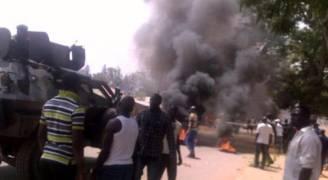 نيجيريا .. ٢٨ قتيلا و٨٢ جريحا في اعتداء نفذته ثلاث انتحاريات