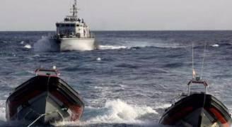 خفر السواحل الليبي يحتجز لساعتين سفينة اسبانية لانقاذ المهاجرين