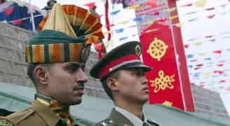 مواجهات بين القوات الهندية والصينية في منطقة جبلية