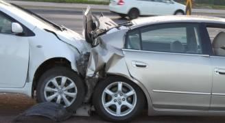 ١٠ إصابات بحادث تصادم في عنجرة