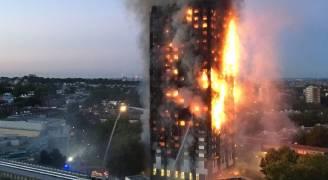 بريطانيا: بدء التحقيق في كارثة حريق برج غرينفيل