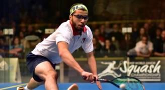 السراج يتأهل إلى ربع نهائي البطولة الآسيوية للسكواش
