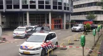 الشرطة الهولندية تعتقل رجلا احتجز رهينة في محطة إذاعية