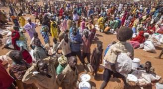 أوغندا تكافح لاستيعاب مليون لاجئ من جنوب السودان