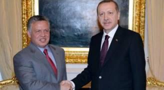 أردوغان يزور الأردن الأسبوع القادم
