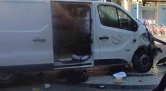 قتيل و٣٢ جريحا في اعتداء برشلونة..فيديو