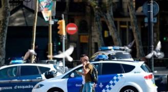 هجوم برشلونة الدامي.. اعتقال مشتبه ومقتل آخر