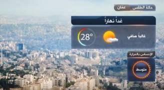 انخفاض على درجات الحرارة الاثنين.. فيديو