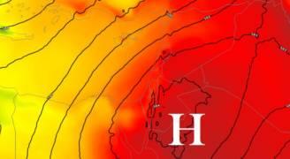 ارتفاع ملموس على درجات الحرارة مع نهاية الأسبوع