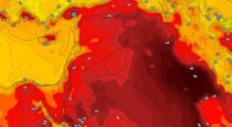 أجواء حارة حتى السبت واعتيادية اعتباراً من الأحد