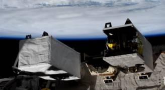 فيديو مذهل للإعصار 'هارفي' كما ظهر من الفضاء