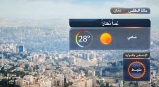 الجمعة أجواء صيفية مُعتدلة.. فيديو
