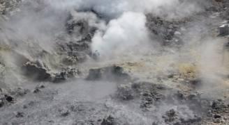 مصرع زوجين وابنهما سقطوا في فوهة بركانية في إيطاليا