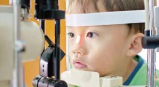 مؤتمر طب العيون يوصي بإجراء مسح لمشاكل البصر عند الاطفال