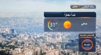 الثلاثاء أجواء مُستقرة في معظم مناطق المملكة.. فيديو
