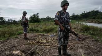 بريطانيا تجمّد برنامج تدريب الجيش البورمي بسبب ازمة الروهينغا