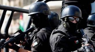 إصابة رجل أمن عام خلال مداهمة في النصر