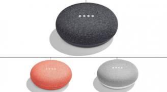 جوجل تستعد لإدخال إصدار مصغر من Google Home
