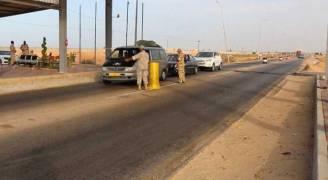 الجيش الليبي يسيطر على معظم مدينة صبراته