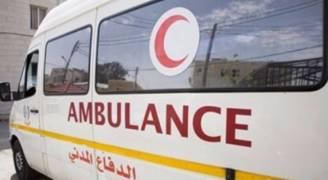 وفاة و٣ إصابات بحادث تصادم في الطفيلة