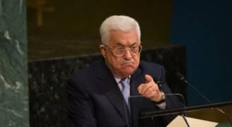 عباس يطالب الامم المتحدة بالاعتراف الكامل بدولة فلسطين
