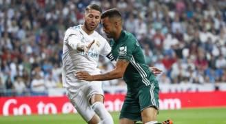 في ليلة عودة رونالدو .. بيتيس يسرق ريال مدريد ويرميه سابعا
