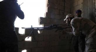 'سوريا الديمقراطية' تلاحق آخر فلول داعش بالرقة