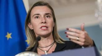 موغريني: تقسيم سوريا سيؤدي إلى مزيد من القلق