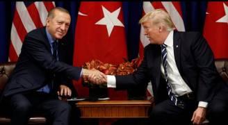 ترمب: اردوغان يستحق 'علامات جيدة'