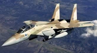 الاحتلال يقصف مستودع اسلحة قرب مطار دمشق الدولي