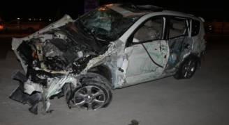 أربع وفيات وإصابة بحادث تصادم في الكرك