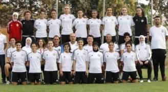منتخب السيدات يخوض مباراة ودية امام لاتفيا استعدادا لـ كأس آسيا