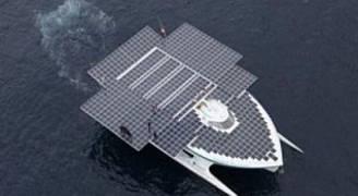 بناء أول قارب أردني بالطاقة الشمسية
