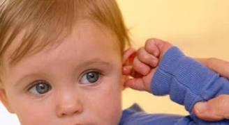 إلتهاب الأذن المتكررة ومخاطرها على الأطفال ..فيديو