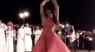 ١٠٠ ألف ريال غرامة السماح لطفلة بالرقص في السعودية