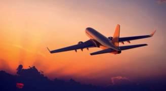 ارتفاع الطلب العالمي على السفر بالطائرات ٧.٢% في آب