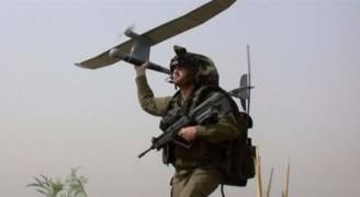 سقوط طائرة استطلاع تابعة للاحتلال جنوب غزة