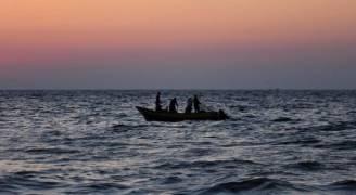 زوارق إسرائيلية تستهدف صيادي بيت لاهيا