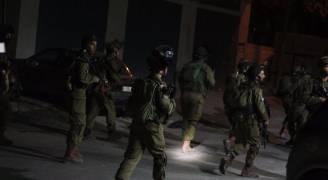 اعتقالات ومصادرة اسلحة في الضفة الغربية