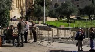 الاحتلال يغلق الحرم الإبراهيمي مجدداً