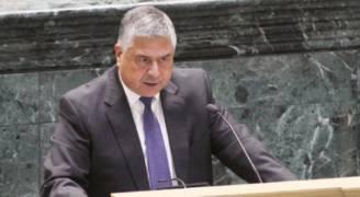 الوزير العبادي: وزير المالية عمر ملحس هو صاحب اقتراح 'ضريية الدخل'