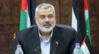 هنية يعلن توصل حماس وفتح لاتفاق في حوارات القاهرة