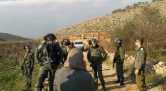 الاحتلال يستولي على ٣٦ دونما للفلسطينيين بالأغوار الشمالية