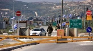 الاحتلال ينصب حاجزين عسكريين في جنين